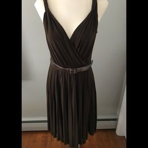 BCBG Dark Chocolate Dress
